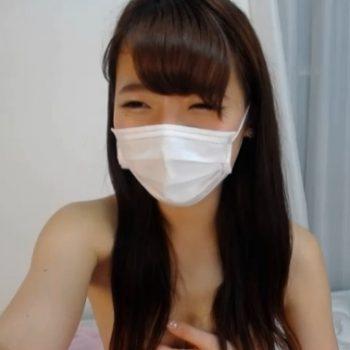 【ライブチャット】素人マスク女子がドキドキのチャット生配信!素人っぽさがたまりませんな!