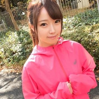 【ナンパTV】ジョギング中の激カワ女子に声を掛ける!21歳JDミキちゃんのスポーツウェアの下は・・・